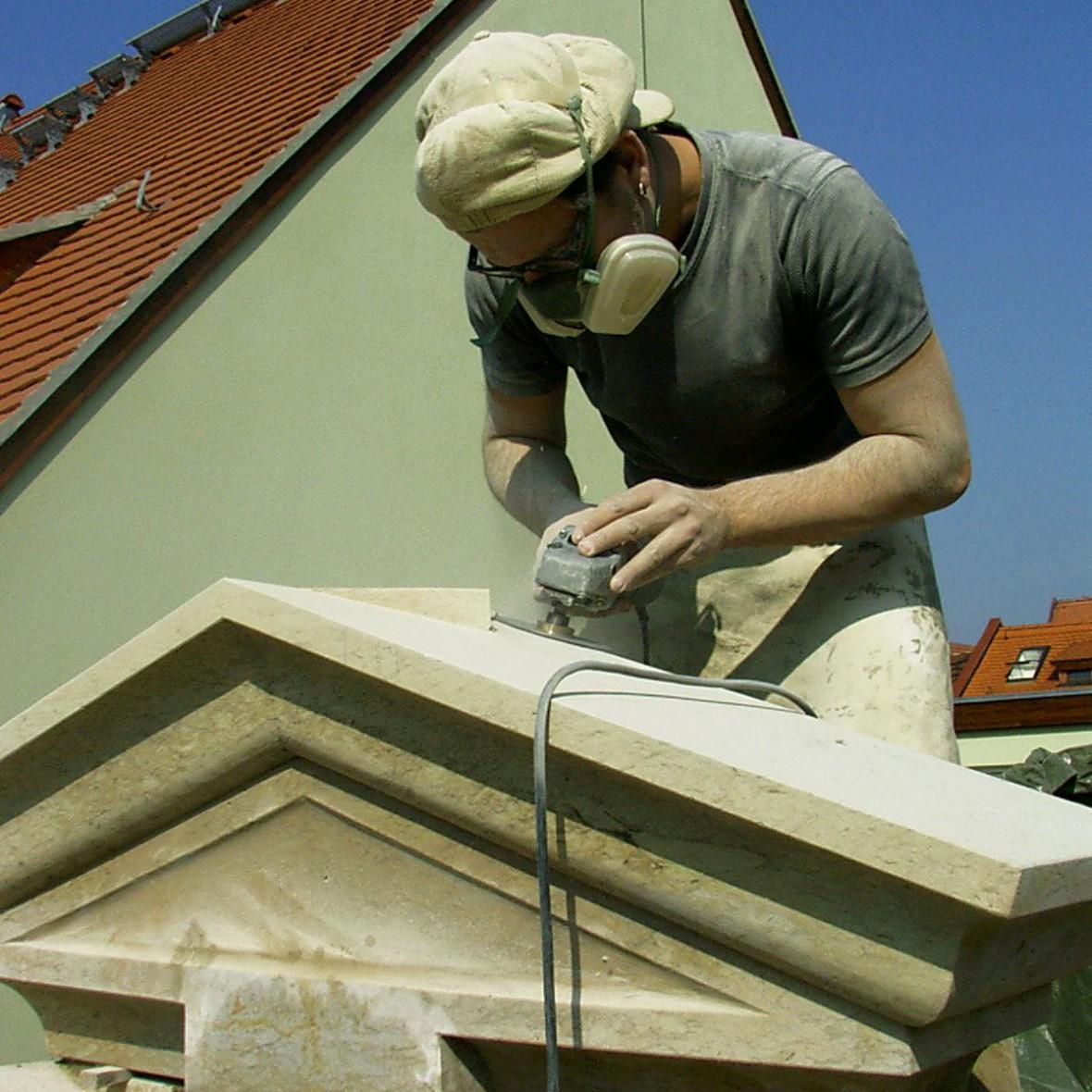 Bürgerhaus Renaissancegiebel