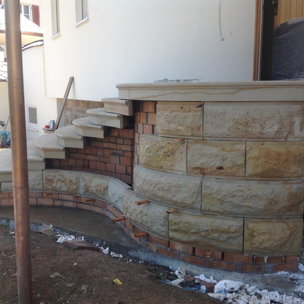 Treppe - gewendelt
