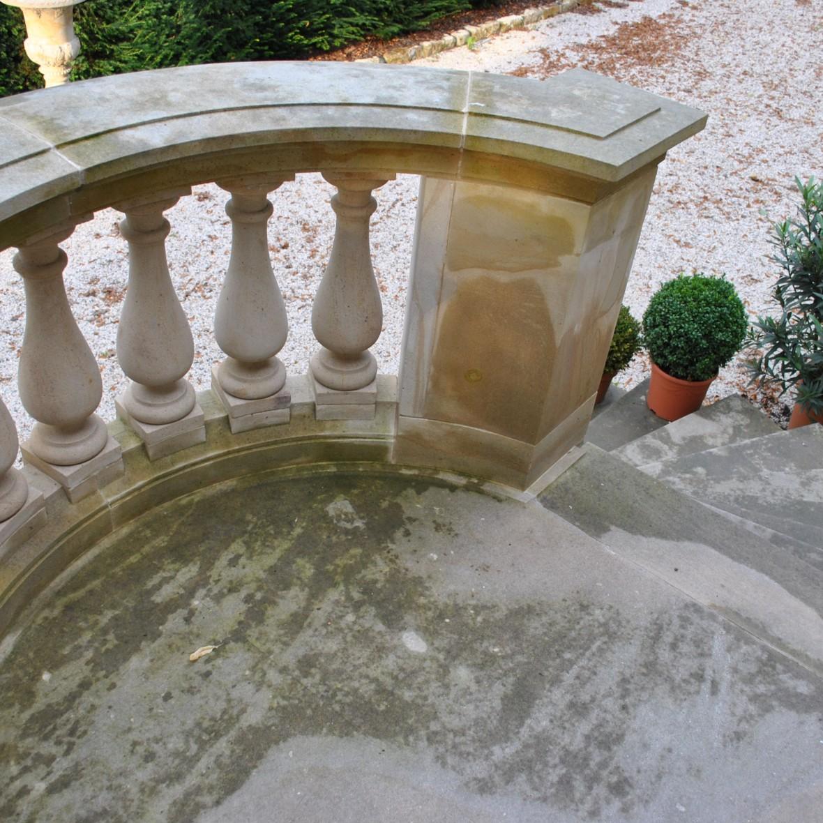 Treppe gewendelt - 7