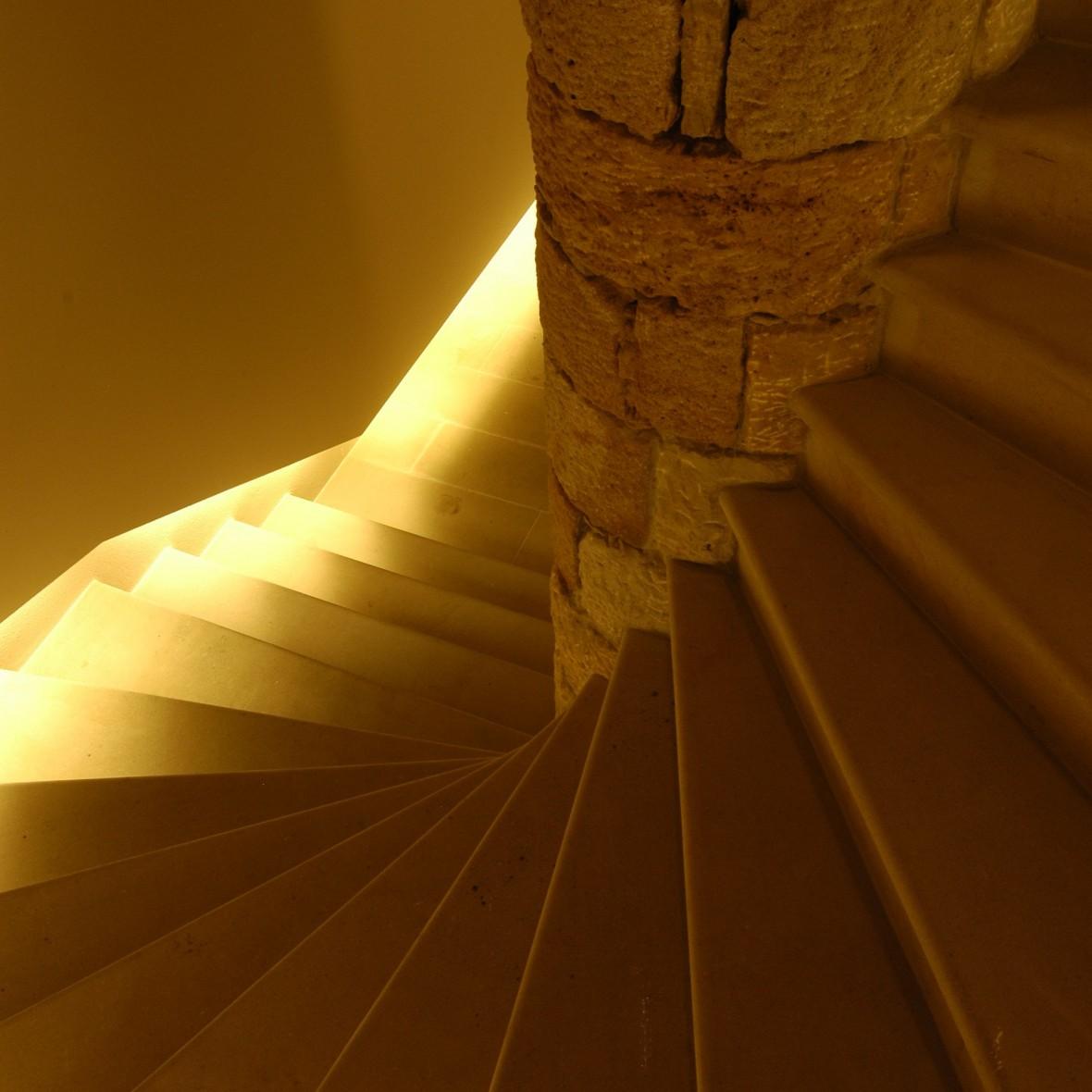 Treppen innen - 1