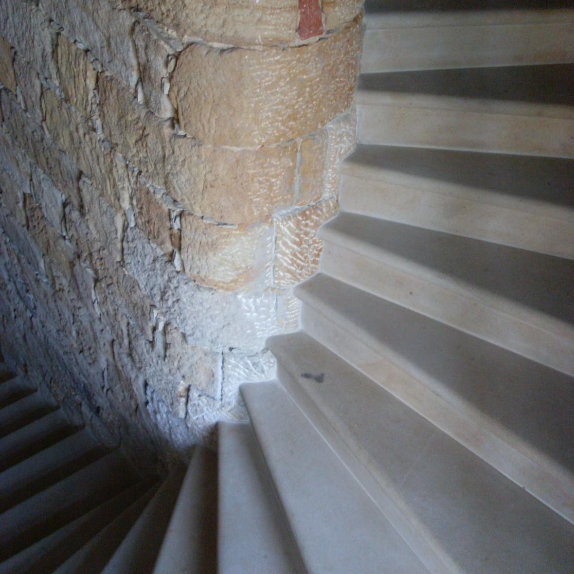 Treppen innen - 4