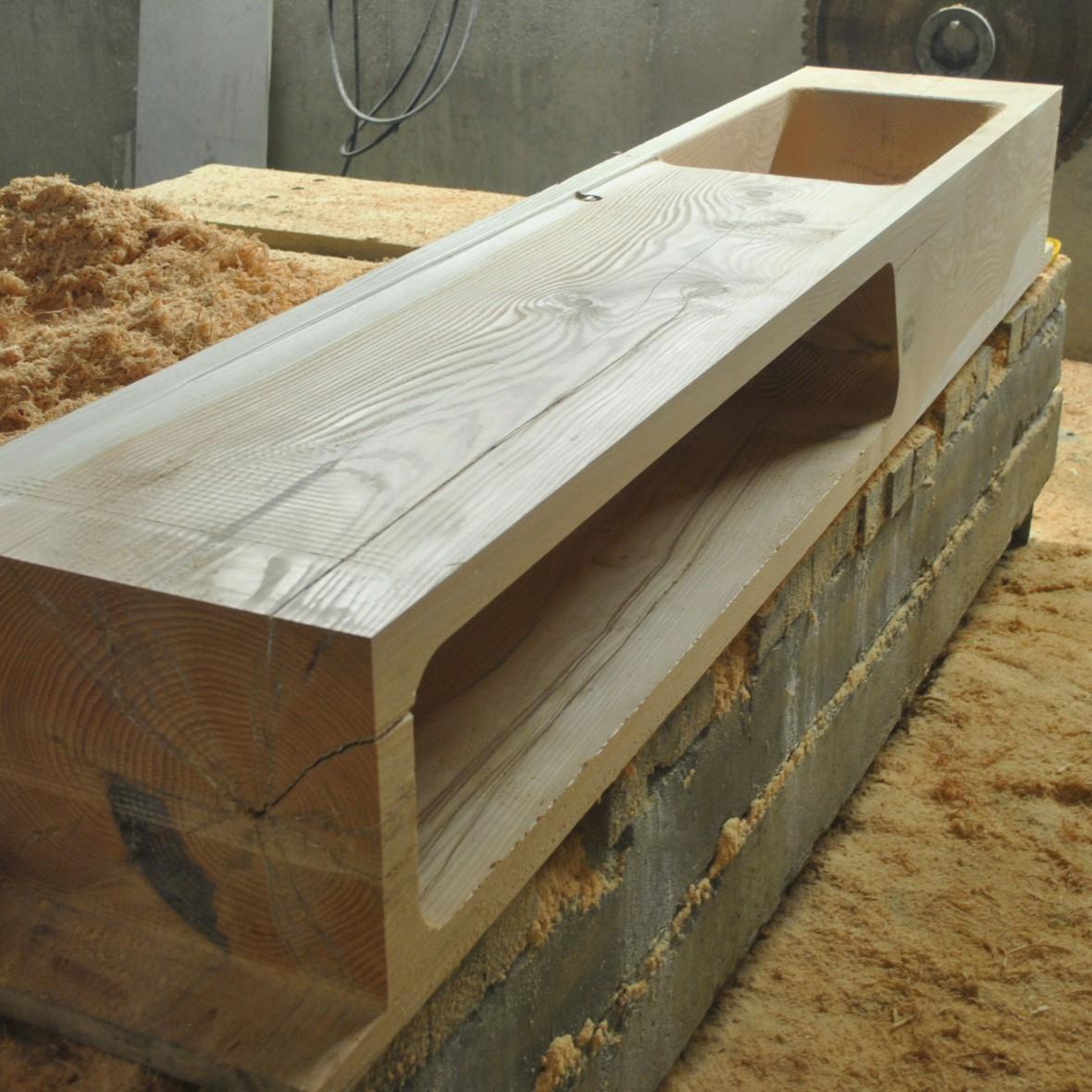 Küchenmöbel aus Holz