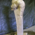 individuelle Grabfigur aus Jura